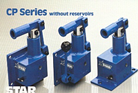 Hand Operated - CPS-LR, CPS-PL, CP-LR & CP-PL Series without Reservoirs