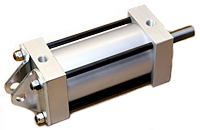 Tailgate Lock Pneumatic Cylinders