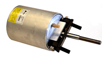 6 Inch (in) Bore Size and 3 Inch (in) Stroke Length Spring-Loaded Lock & Roll Pneumatic Cylinder