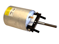 4.38 Inch (in) Stroke Length Spring-Loaded Lock & Roll Pneumatic Cylinder